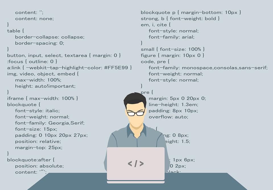 ウェブサイト専門プログラマーにお任せください