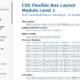 W3C Flexible Box ドキュメント